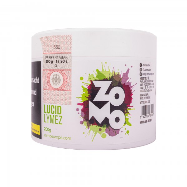 Zomo - Lucid Lymez - 200 Gramm