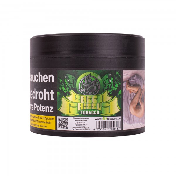 187 Tobacco - Green Grizzly - 200 Gramm