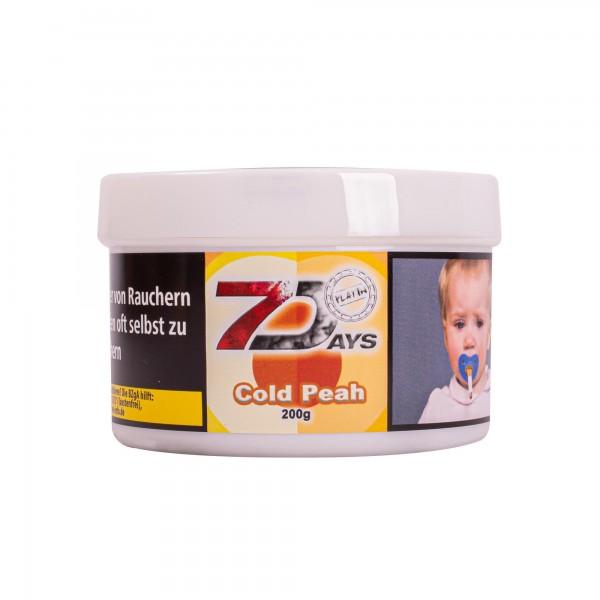 7Days Platin - Cold Peah - 200 Gramm