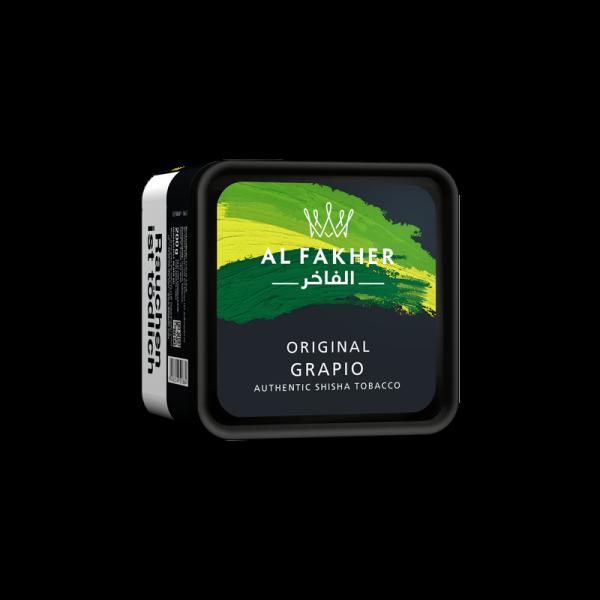 Al Fakher - Grapio - 200 Gramm