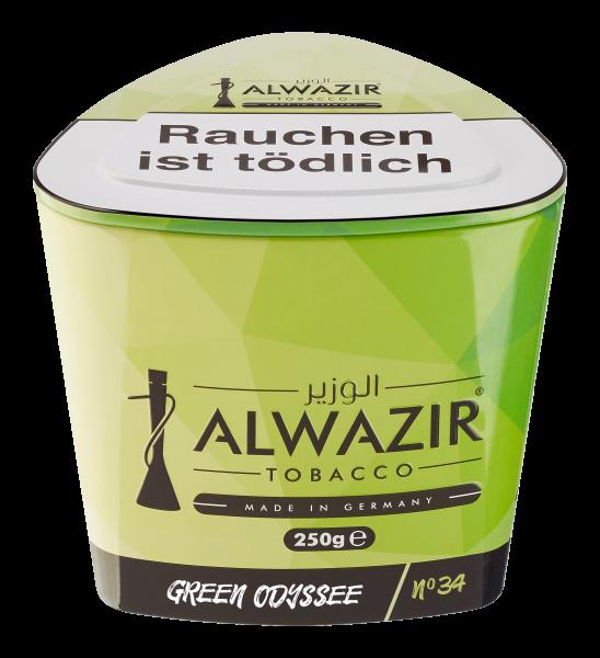Al Wazir - Green Odyssey (34) - 250 Gramm
