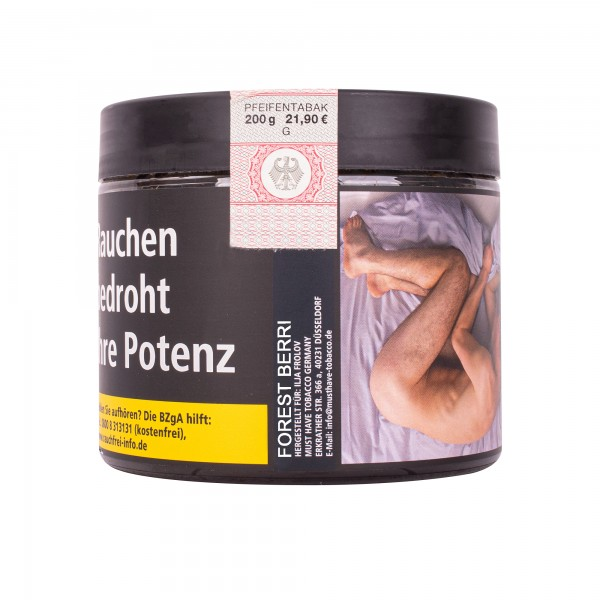 MustHave - Frost Berri - 200 Gramm