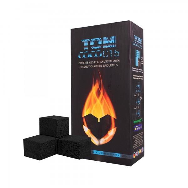 Tom Cococha - Coco C15 Blau - 3 Kilogramm