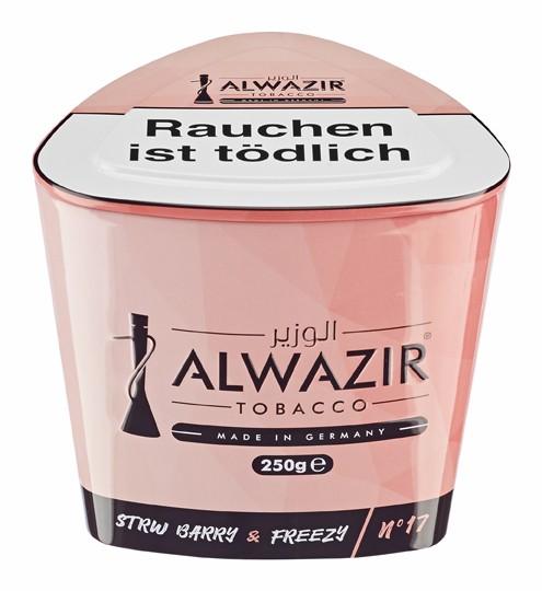 Al Wazir - Strw Barry & Freezy (17) - 250 Gramm