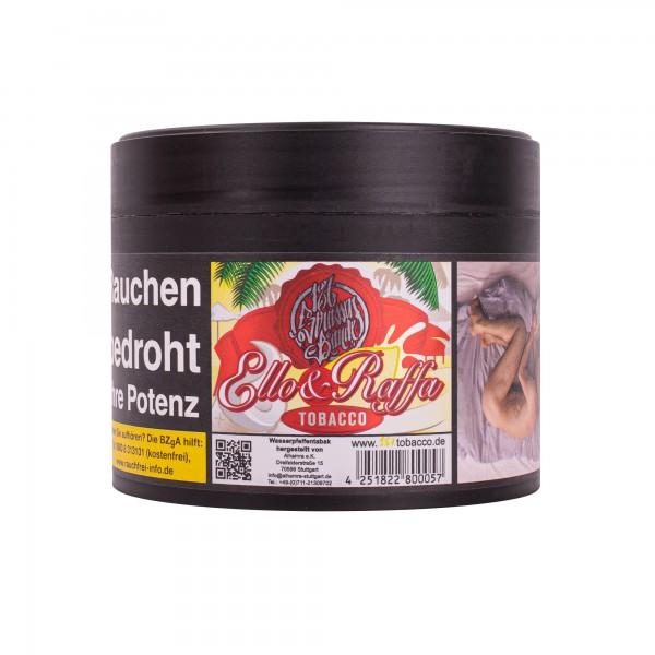 187 Tobacco - Ello & Raffa - 200 Gramm