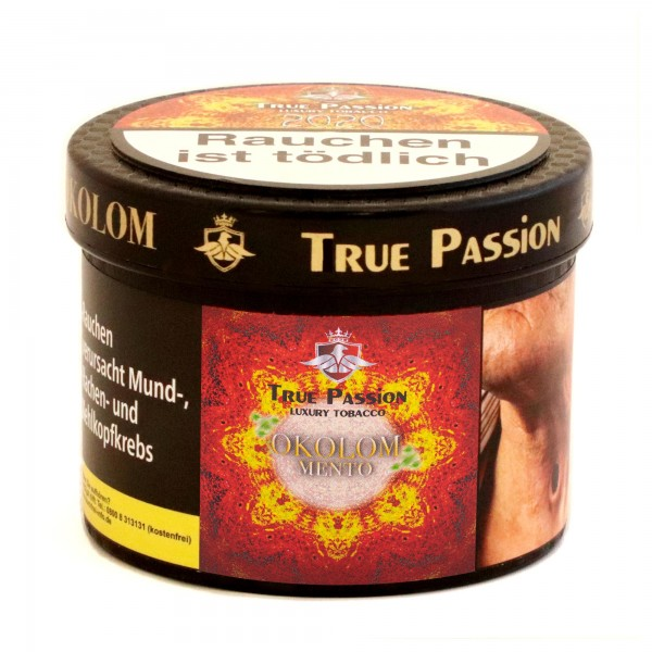 True Passion - Okolom Mento - 200 Gramm