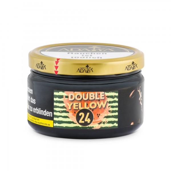 Adalya - Double Yellow (24) - 200 Gramm