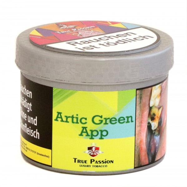 True Passion - Artic Green App - 200 Gramm