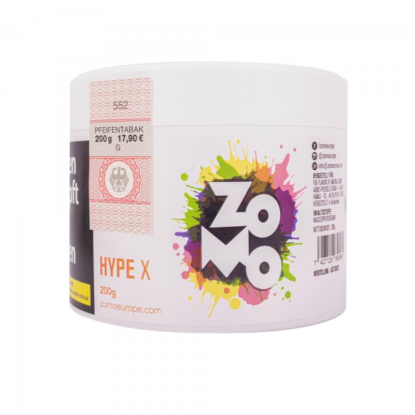 Zomo - Hype X - 200 Gramm