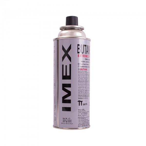 Imex - Gaskartusche - 227 Gramm