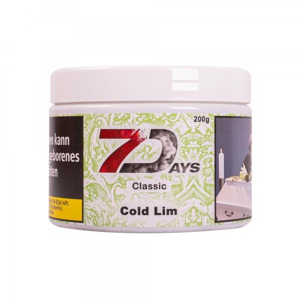 7Days Classic - Cold Lim - 200 Gramm